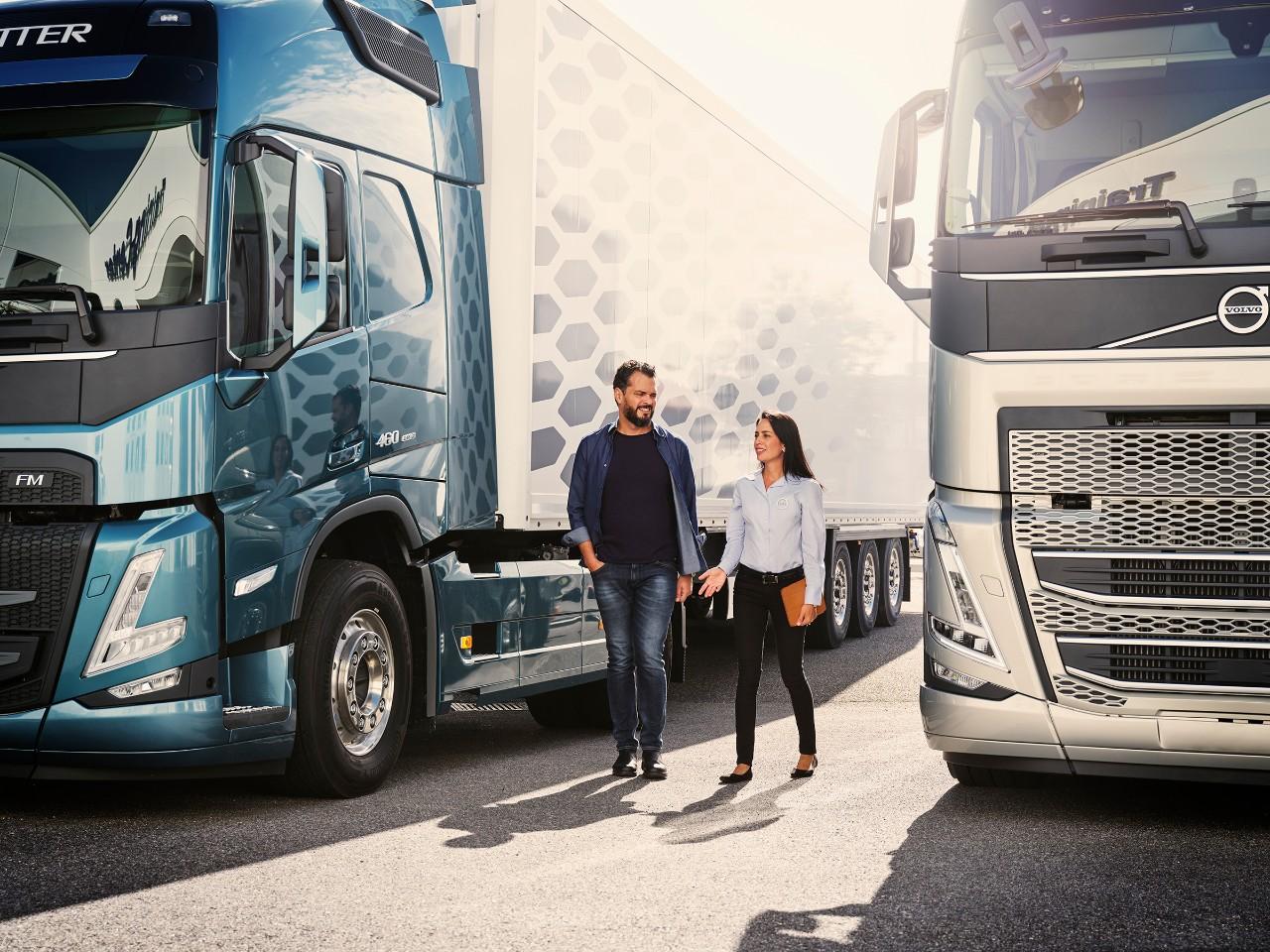 Обслуговування вантажівки — приймає до уваги кожен аспект вашого бізнесу