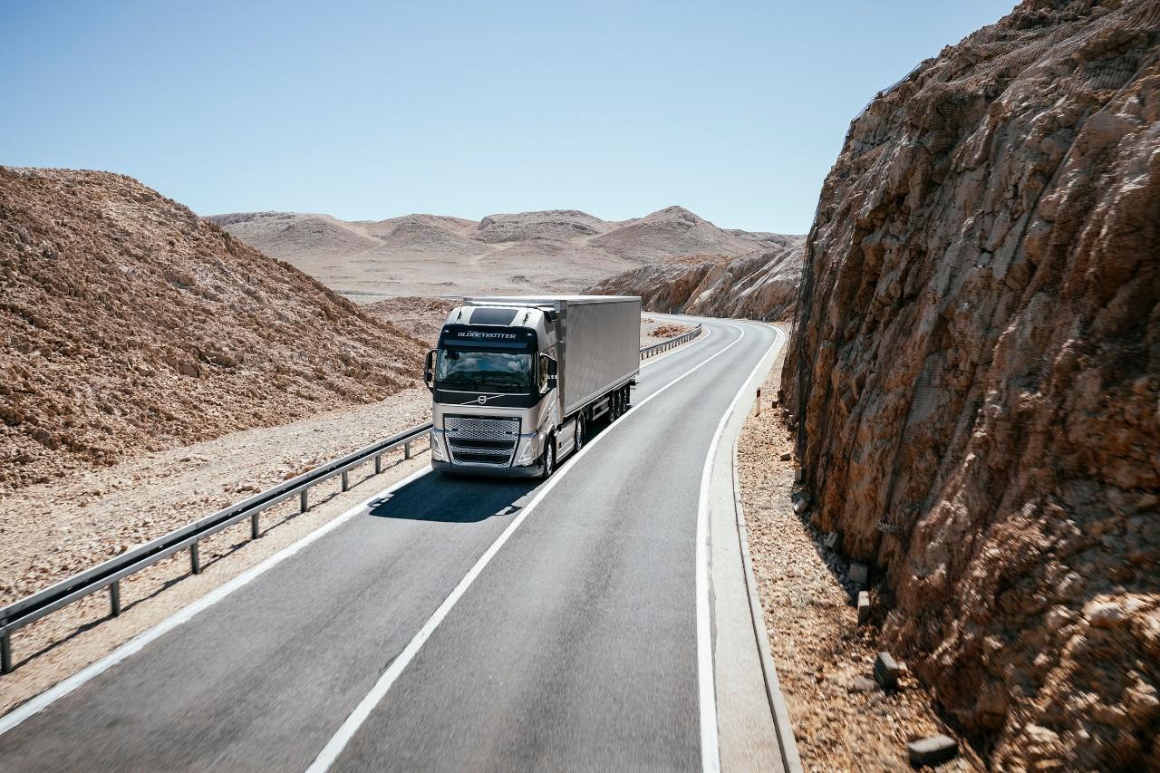 Оновлення програмного забезпечення I-Shift для перевезення важких вантажів